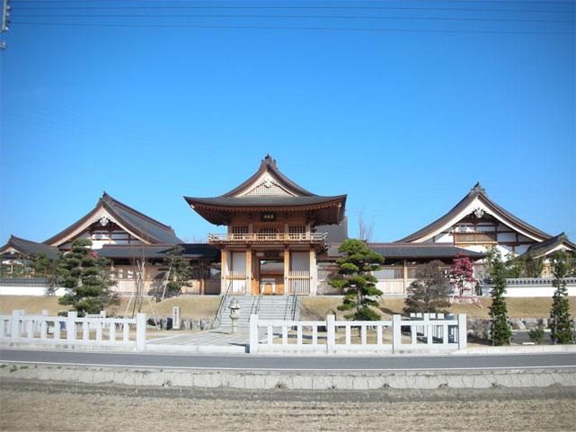小松寺外観