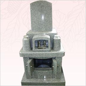 新平安タイプ納骨堂型墓石