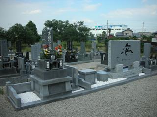 墓石工事・会社墓工事