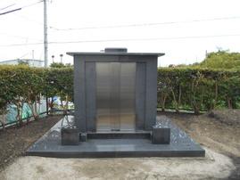 刈谷市内の曹洞宗のお寺です。 納骨堂内部はお骨壺ごと安置できますし合祀できるようにもなっております。